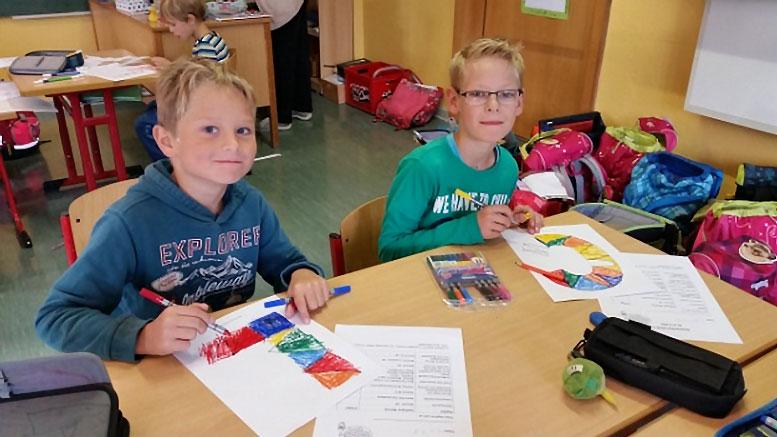 Buchstabenfest Klasse 2